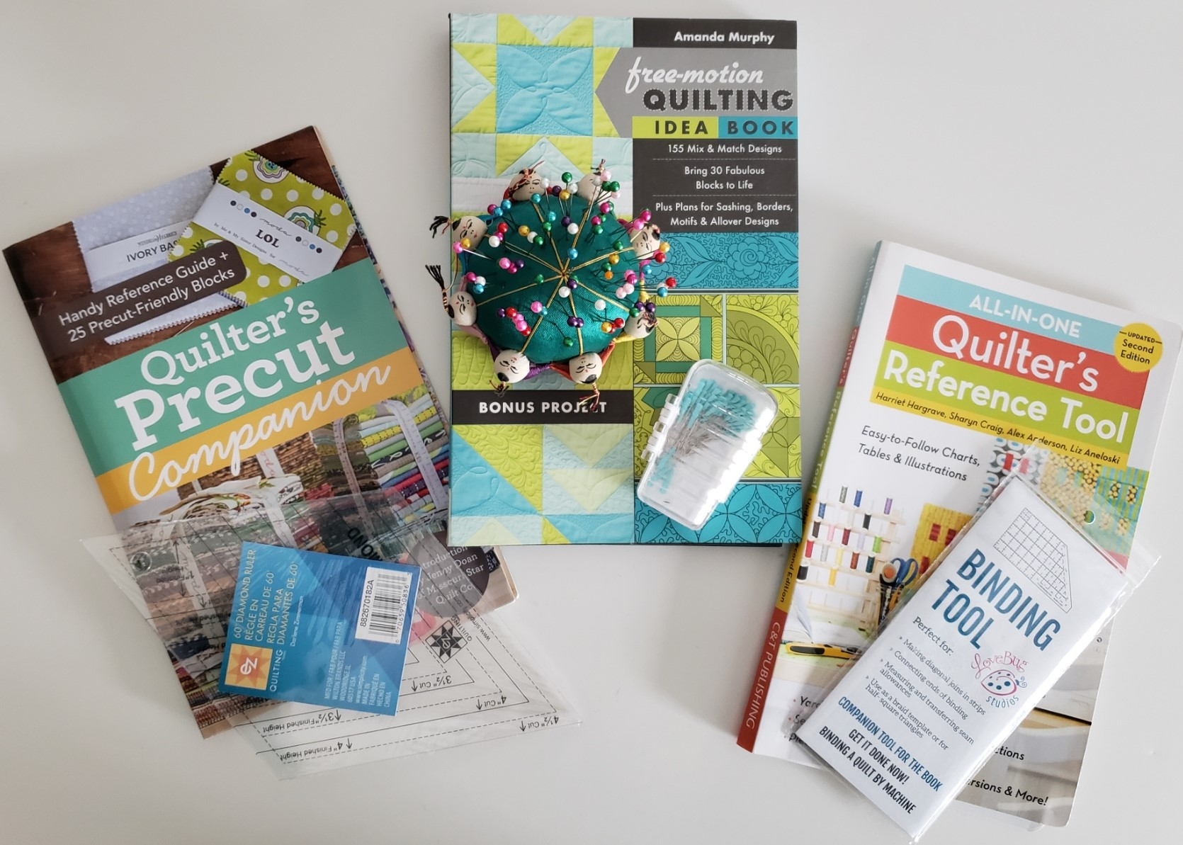 Gift Ideas for Quilters: Quilt Reference Books & More