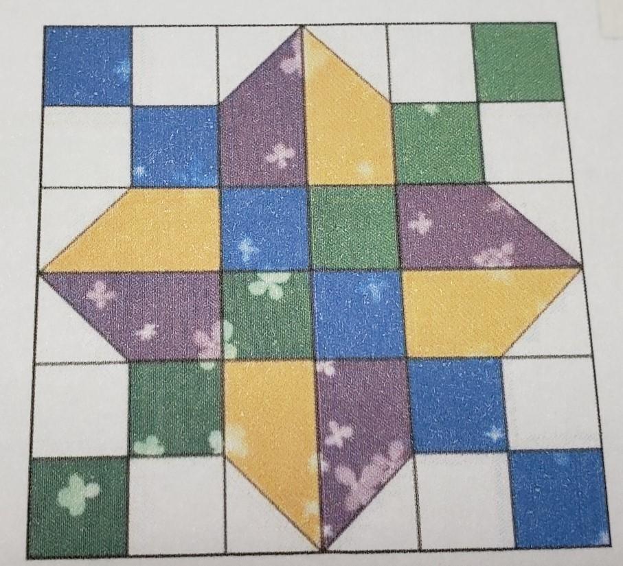 Quilt Project Block