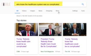 Trump Nobody Knew