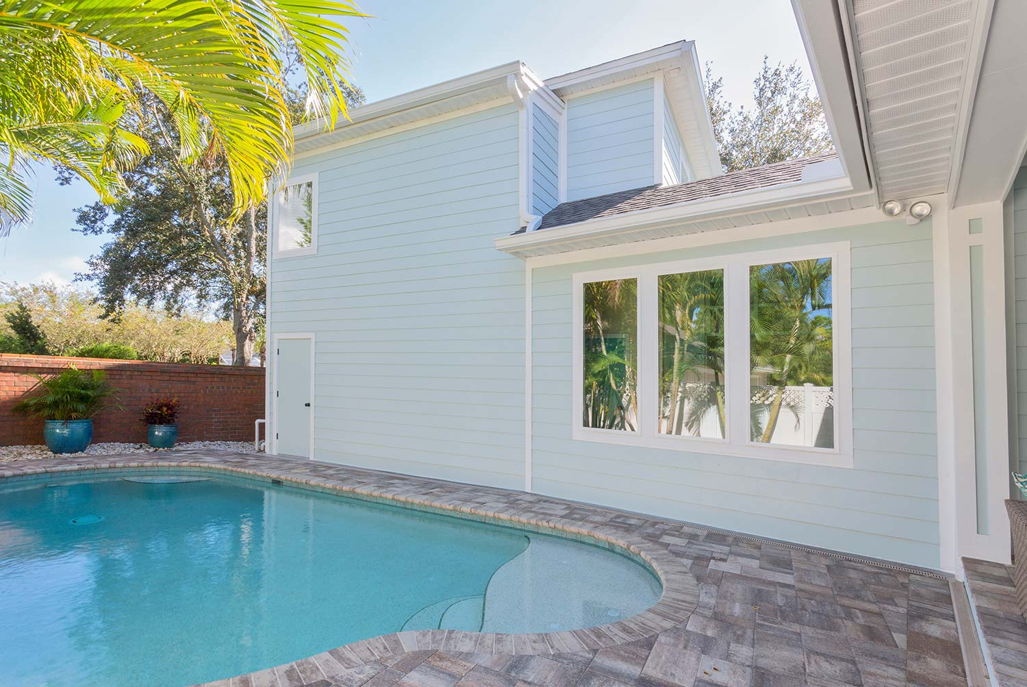 Home Addition Add On in Palm Harbor Florida by Golden Construction Services