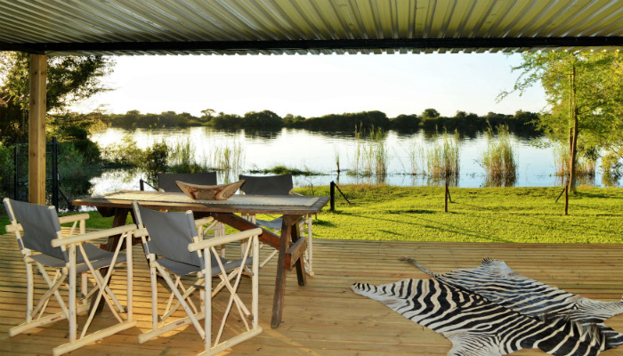 Private Home on the Chobe River