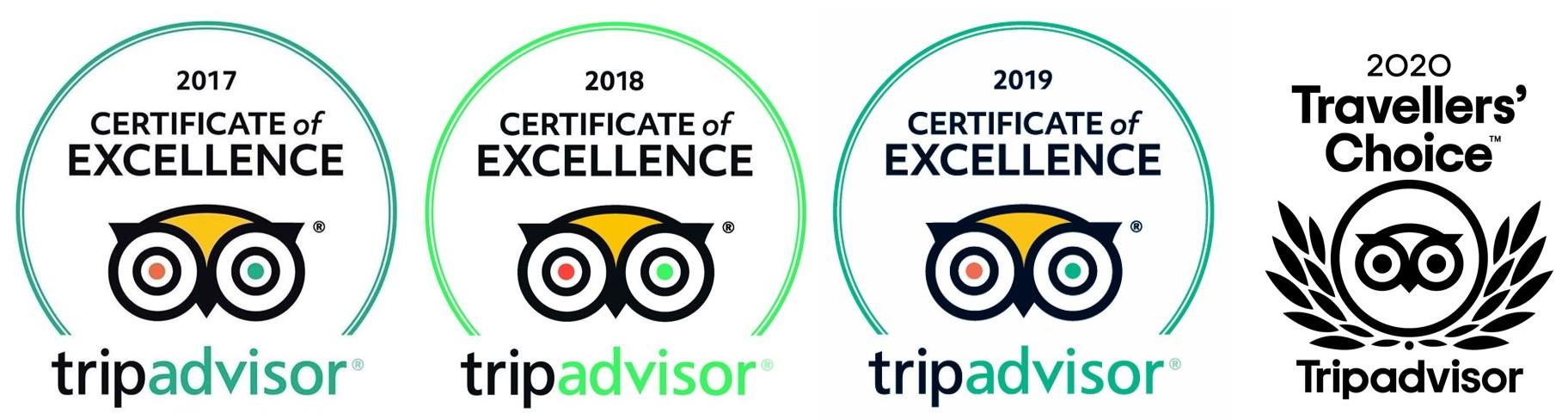 Tripadvisor Awards