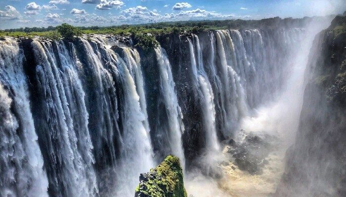 Day trip to Victoria Falls