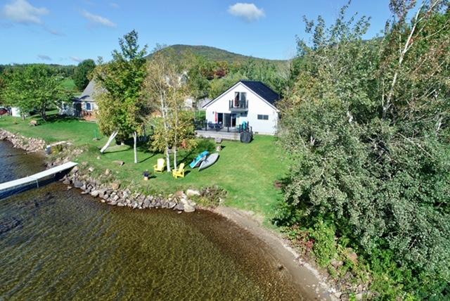 Charming Chazy Lake Home