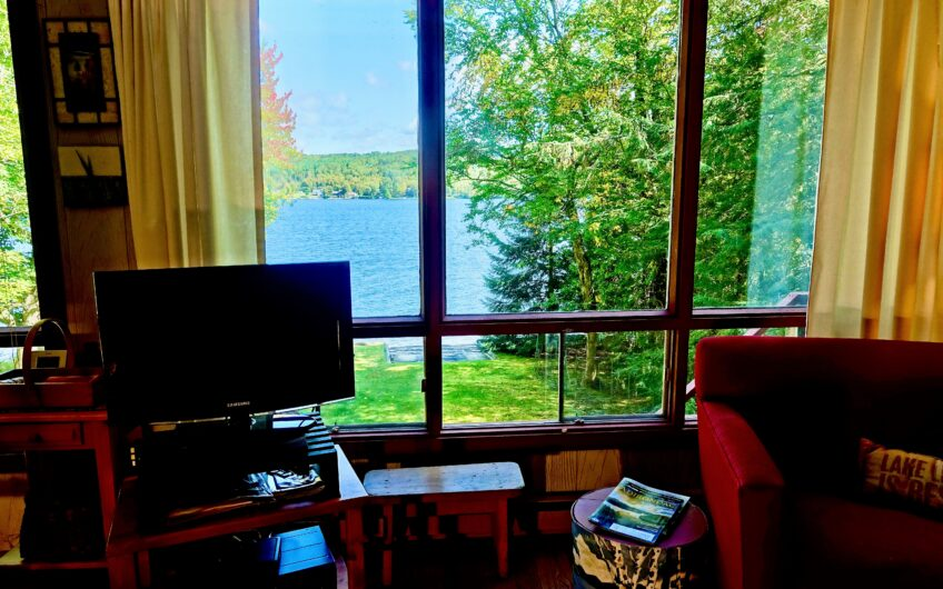 Year Round Living Chateaugay Lake