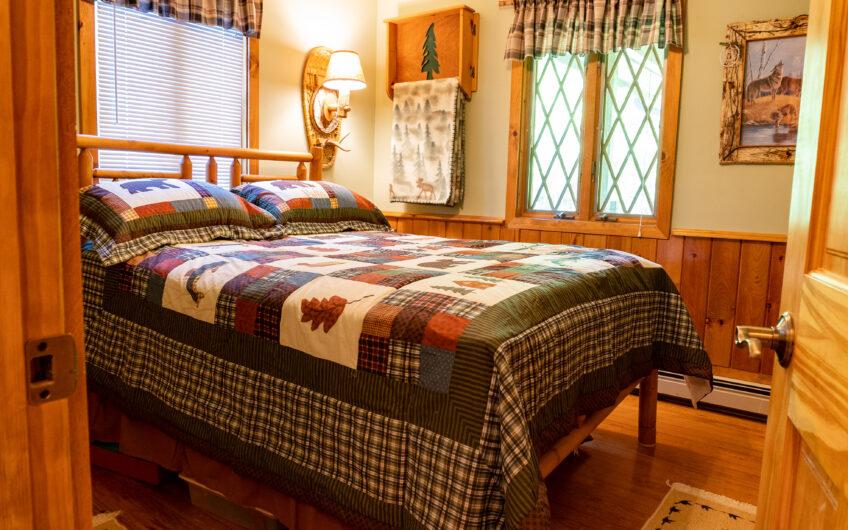 Beautiful Adirondack Home on Chazy Lake