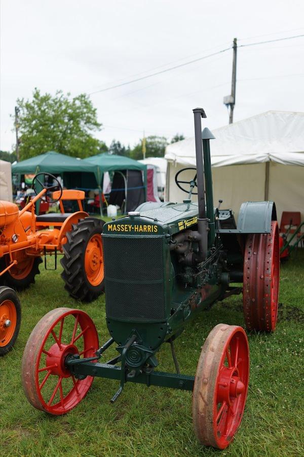 Massey-Harris Model 25 Tractor