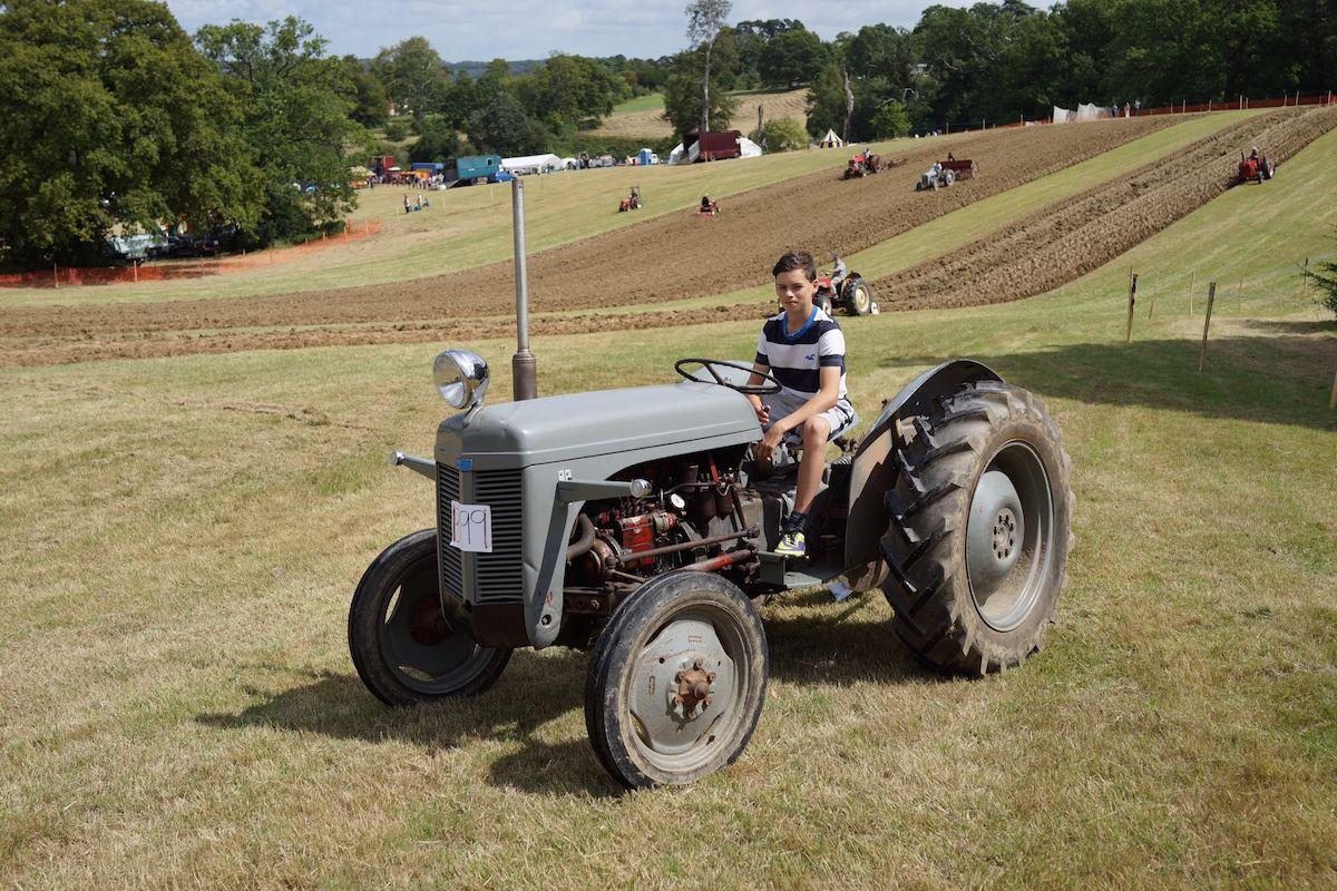 Ferguson TEF 20 Diesel Tractor