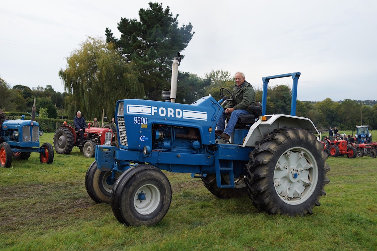 Ford 9600 Tractor