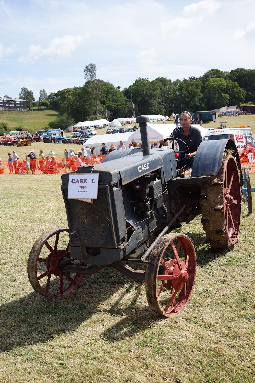 Case L Tractor