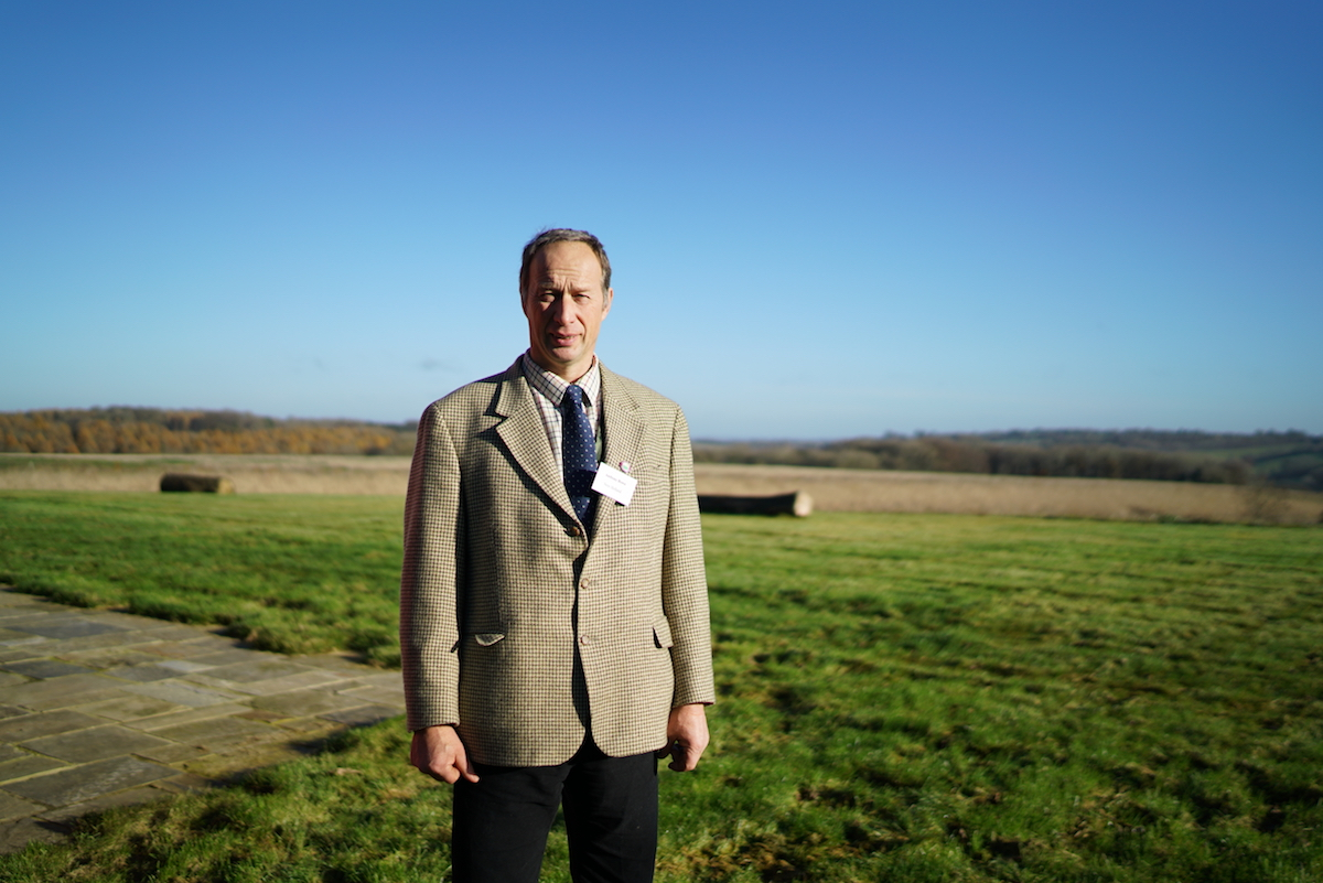 Anthony Bown - Organic Farmer from Orkney