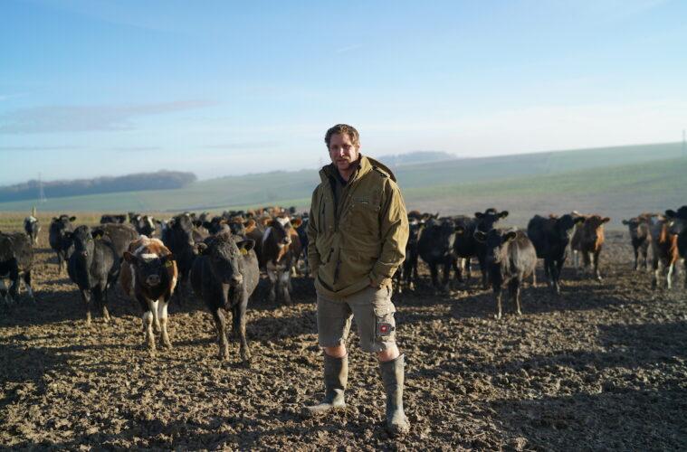 Regenerative Farm Tim May