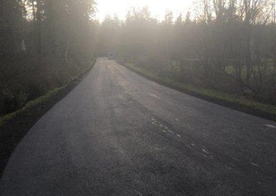 Asphalt Pathway