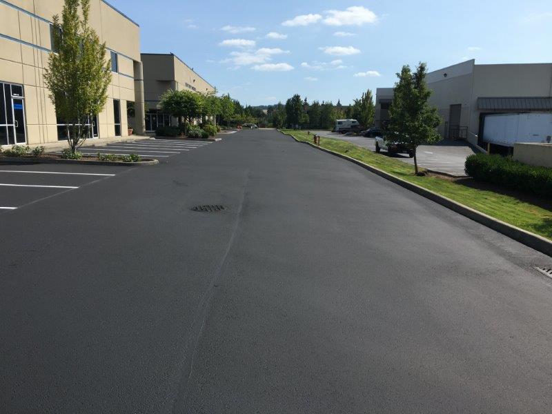 Asphalt Paving Business Park