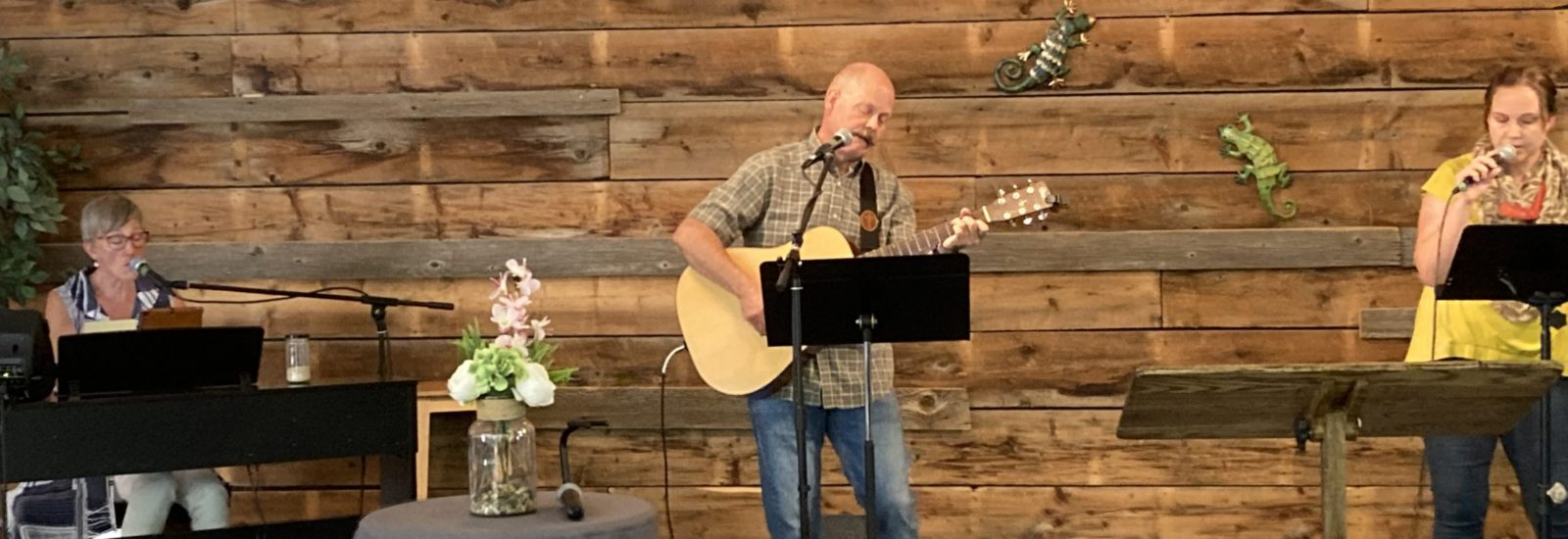 Welcome to Williams Lake Alliance Church