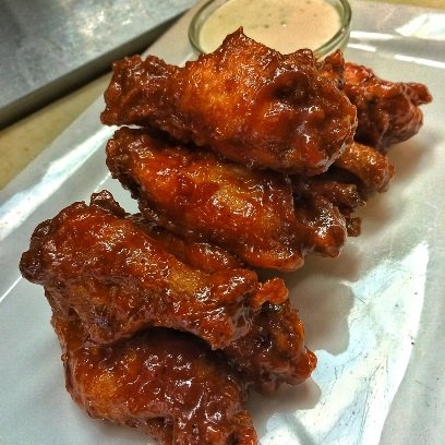 Little Pub BuBaBuRa wings