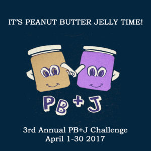 3rd annual Peanut Butter and Jelly Challenge Little Pub