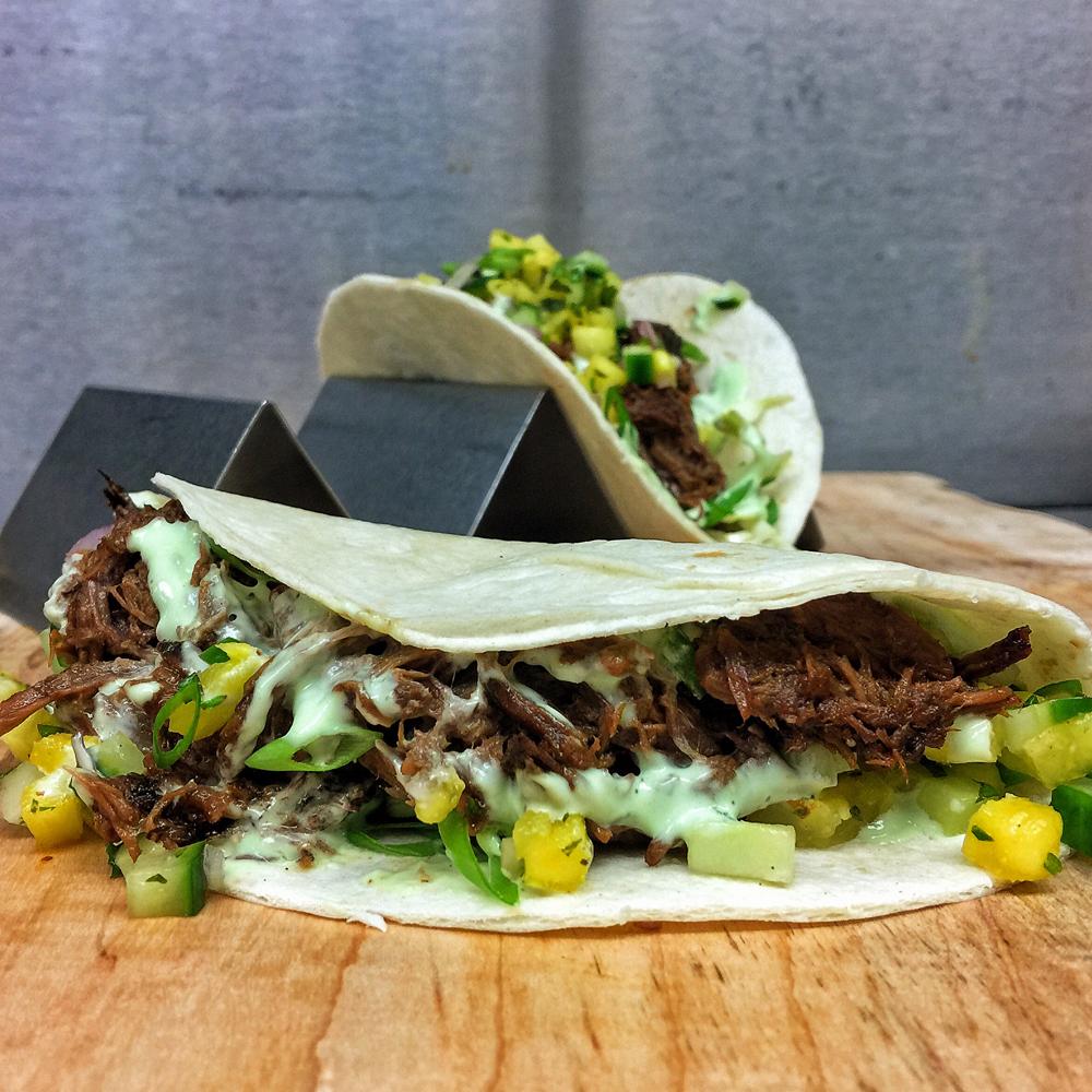 Little Pub Short Rib Tacos