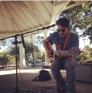 The Little Pub holiday cheer music series presents Chris Cavaliere