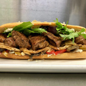 CheeseSteak de Provence