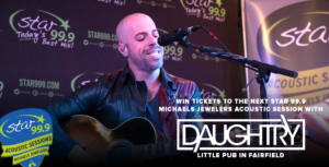 daughtry at little pub