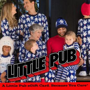 Little Pub eGift Card. Because you care®