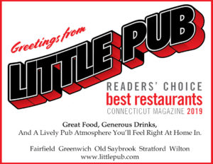 """You might ask yourself, """"Why do they keep pounding me with these requests to vote Little Pub in the CT Magazine Best of CT readers' poll?"""". The reason is that we're taking the entire staff bowling up at @highrollersfoxwoods if we win. So please do it for the staff?"""