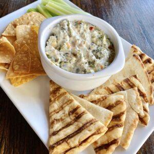 Little Pub's World Famous, Simply Irresistible Creamy Kale Dip®