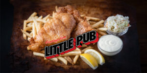 Order Takeout Family Dinner Online at www.littlepub.com We'll cook. You Plate . Each Meal is designed to feed five people. LIMITED QUANTITIES AVAILABLE