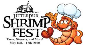 Weekend Specials ShrimpFest™ at Little Pub
