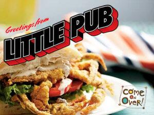 Little Pub Soft Shell Crab