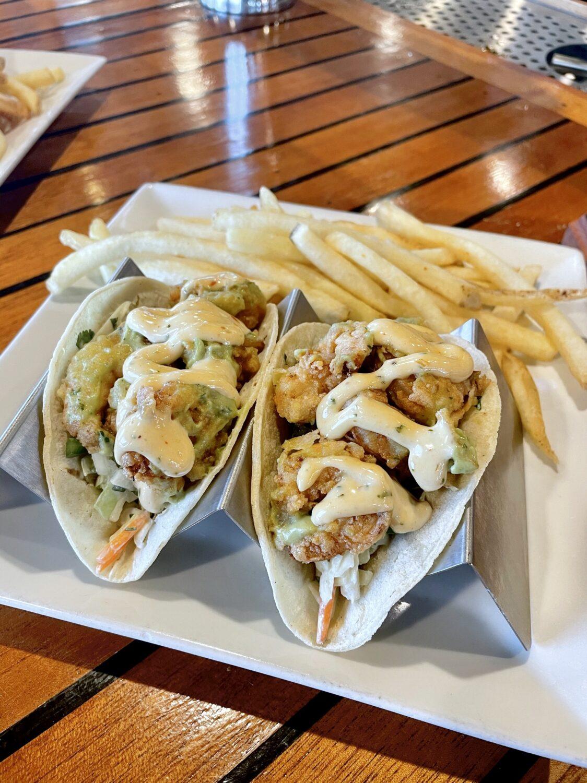 Sonoma Crispy Fish Tacos