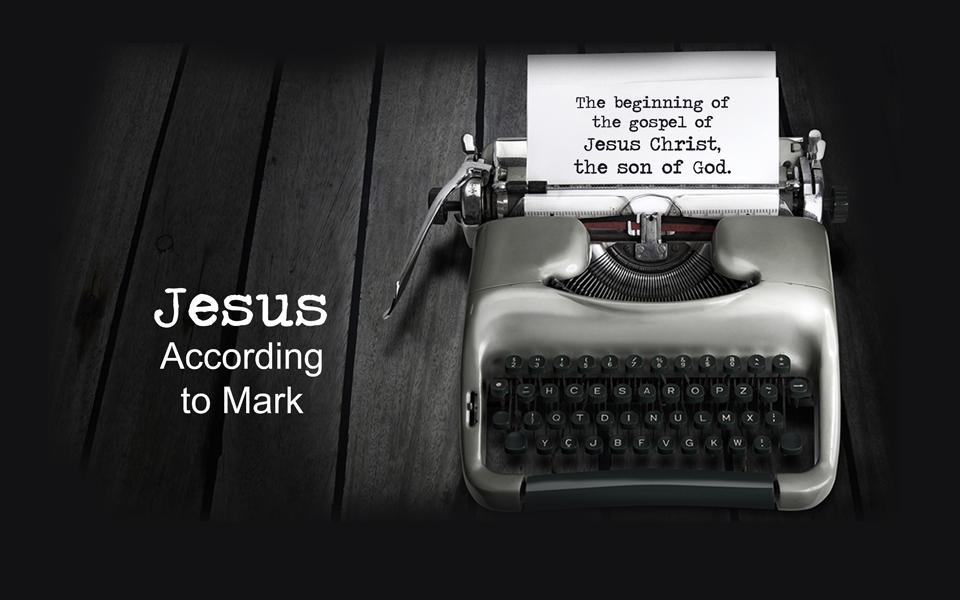 Mark 1:2-8