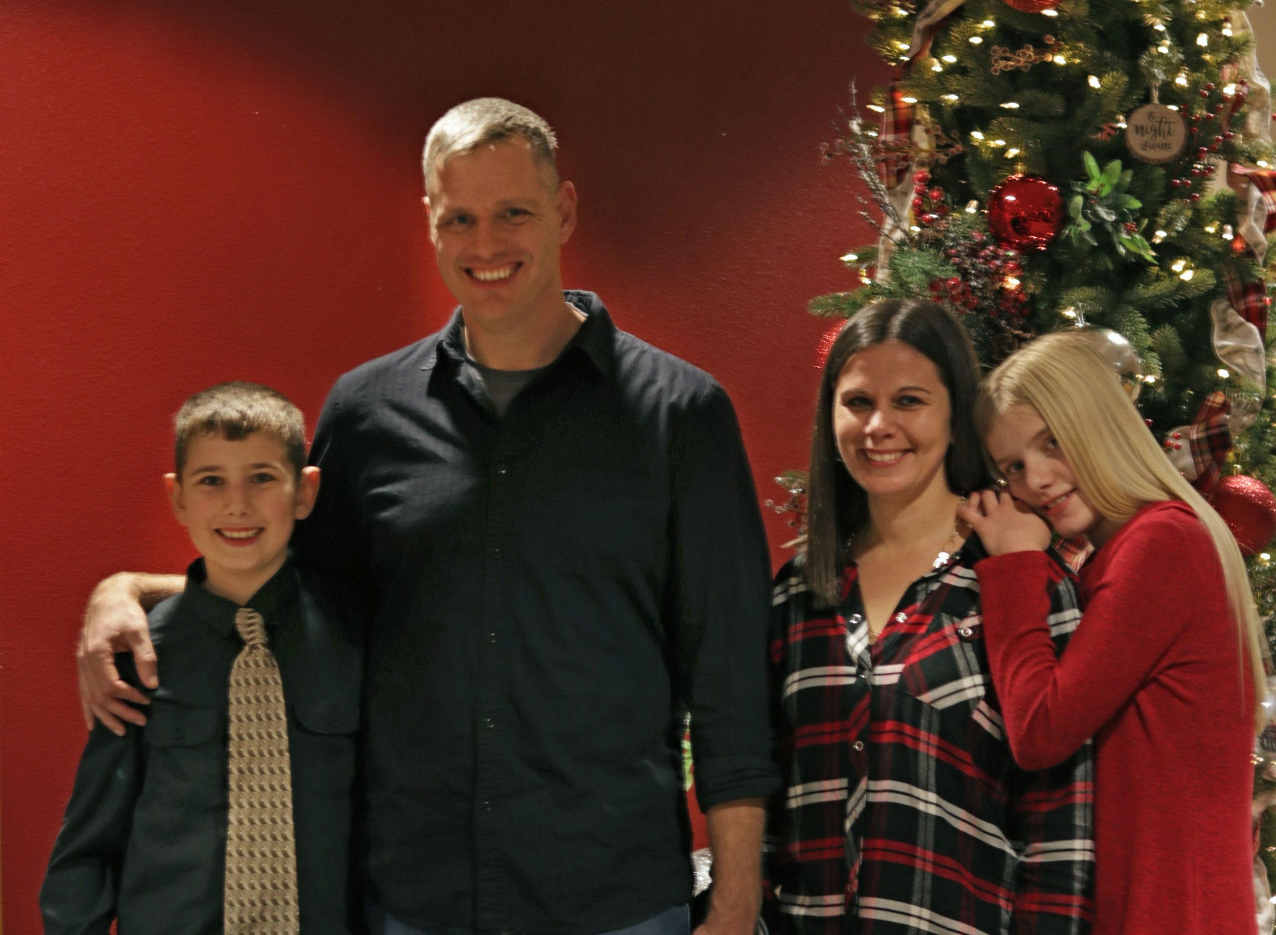 The Barton Family