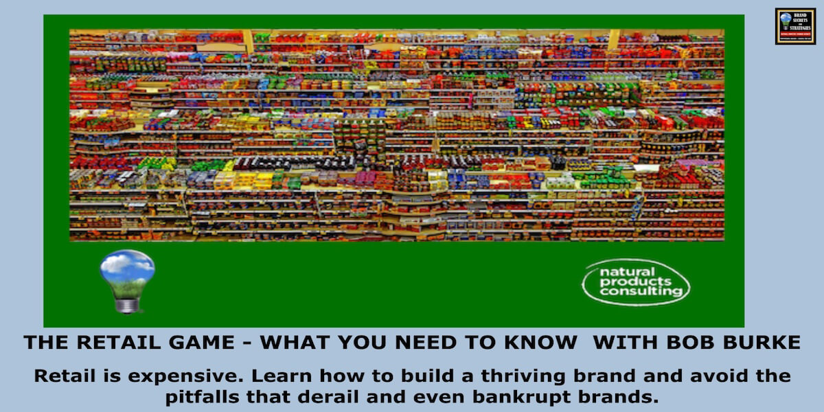 How To Gain A Competitive Advantage, The Retail Game –  What You Need To Know With Bob Burke