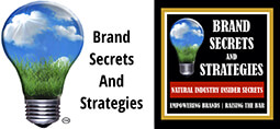 BRAND SECRETS AND STRATEGIES  Logo