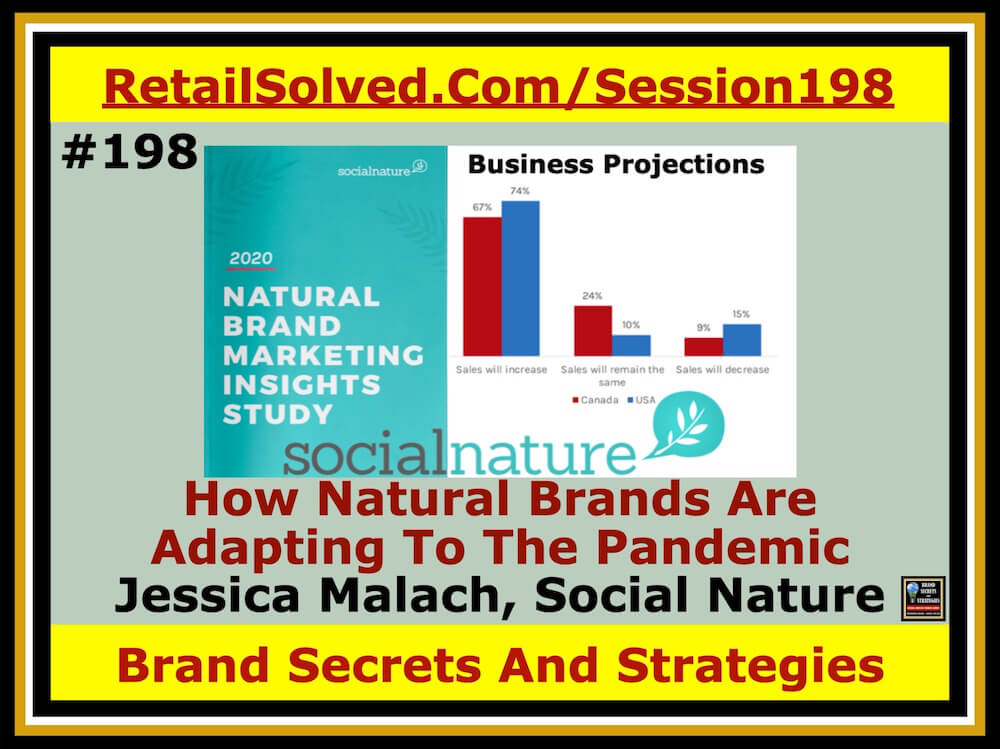 SECRETS 198 Jessica Malach With Social Nature, How Natural Brands Are Adapting To The Pandemic