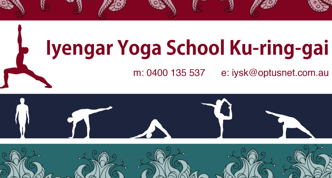 iyengar yoga school ku-ring-gai