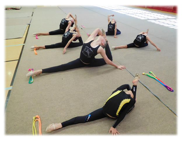 Elite Rhythmic Gymnastics Gold Coast