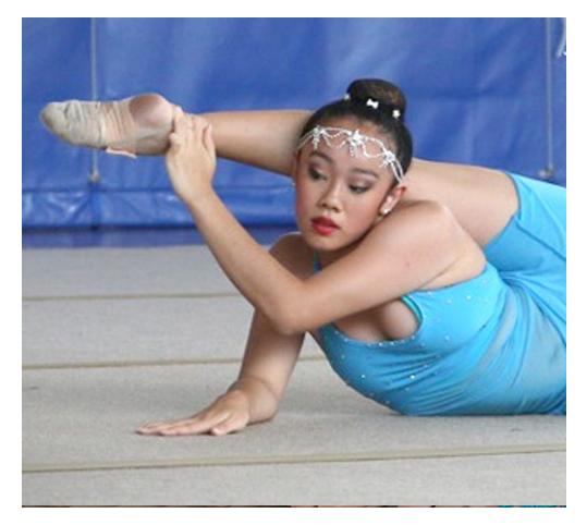Elite Gymnastics Gold Coast Mina