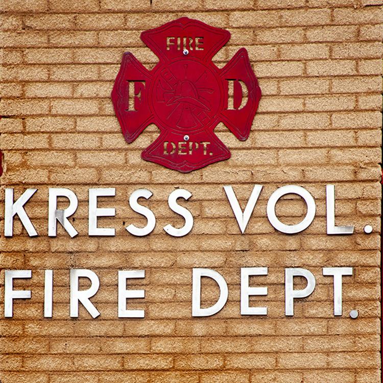 Kress-Fire-Dept
