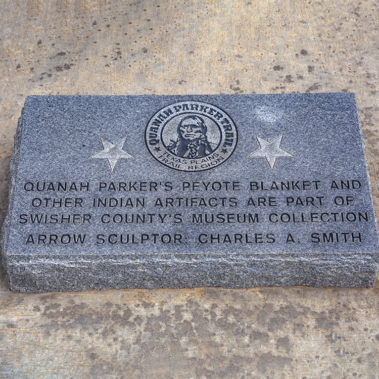 Quanah-Parker-Trail-Marker