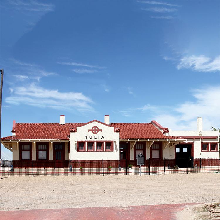 Tulia-depot