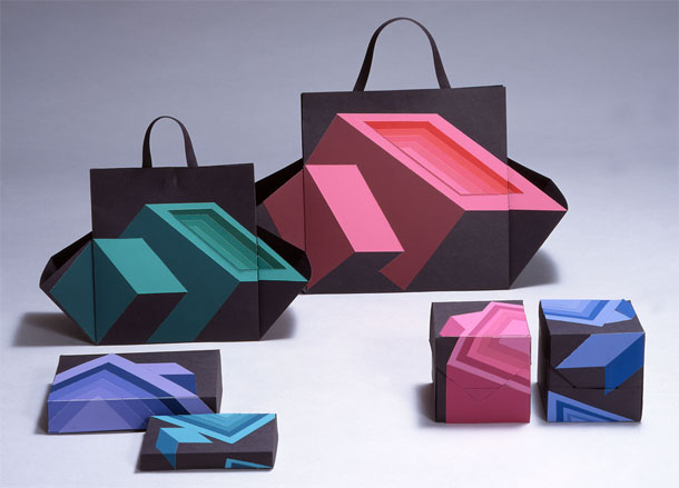 Macy's Holiday gift boxes and bags
