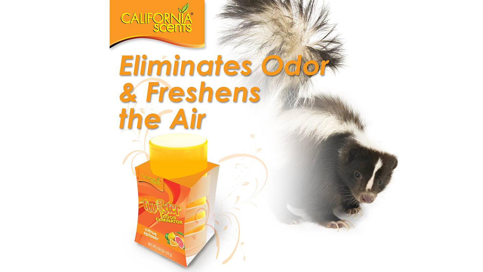 California Scents, consumer air freshener content