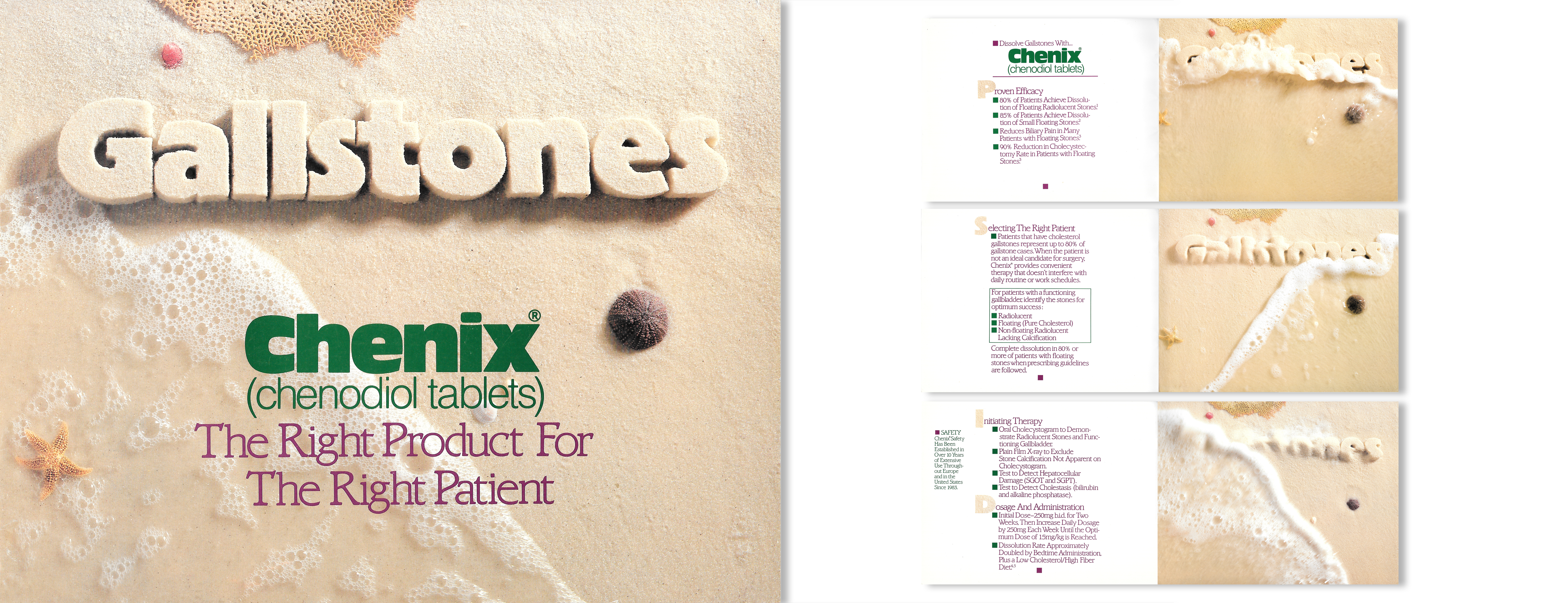 Chenix product Direct Mail