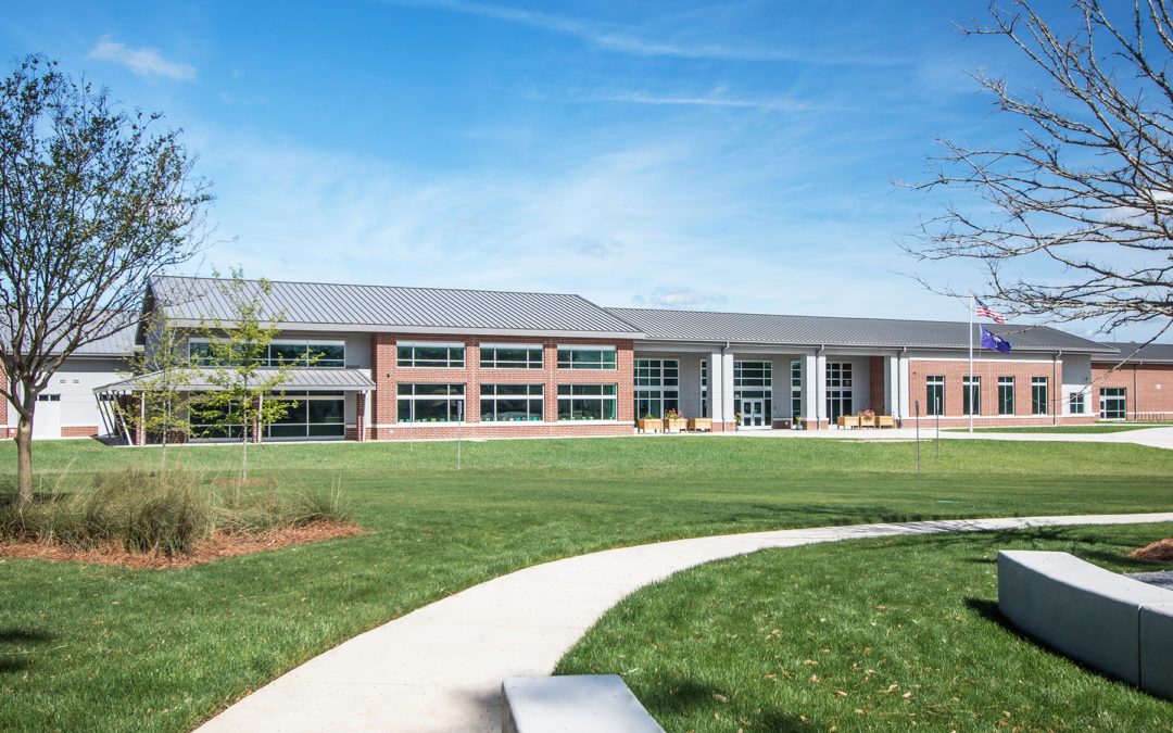 Educational Excellence at the new Sand Hill Elementary School