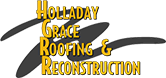 Holladay Grace Roofing Logo