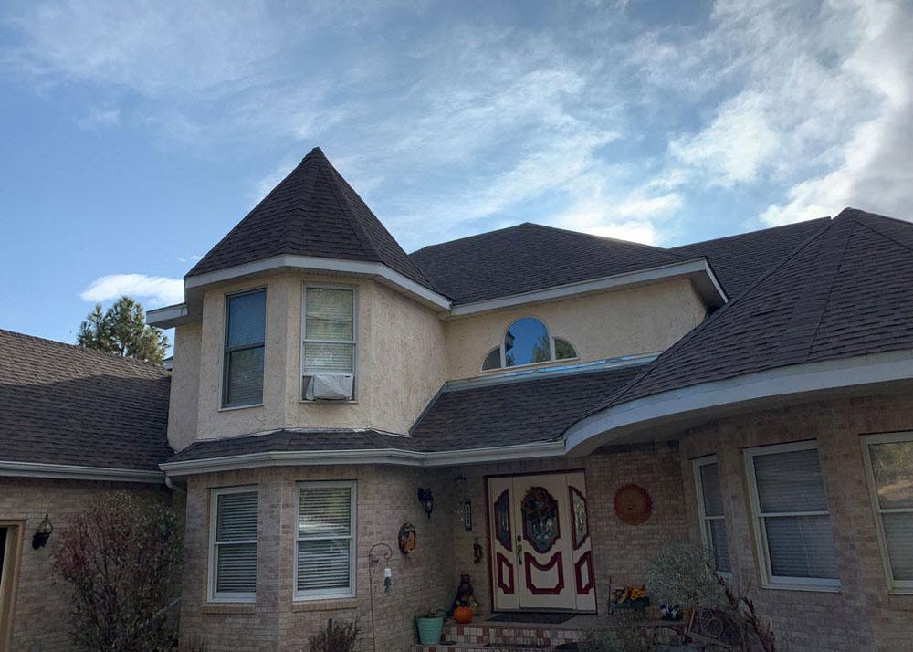 Sue Kober's Final Roof Repair