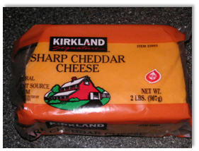 cheddar cheese breakfast